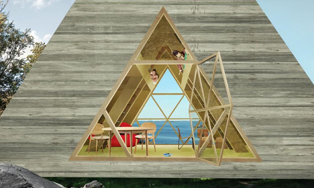 45 m2 exterior/interior