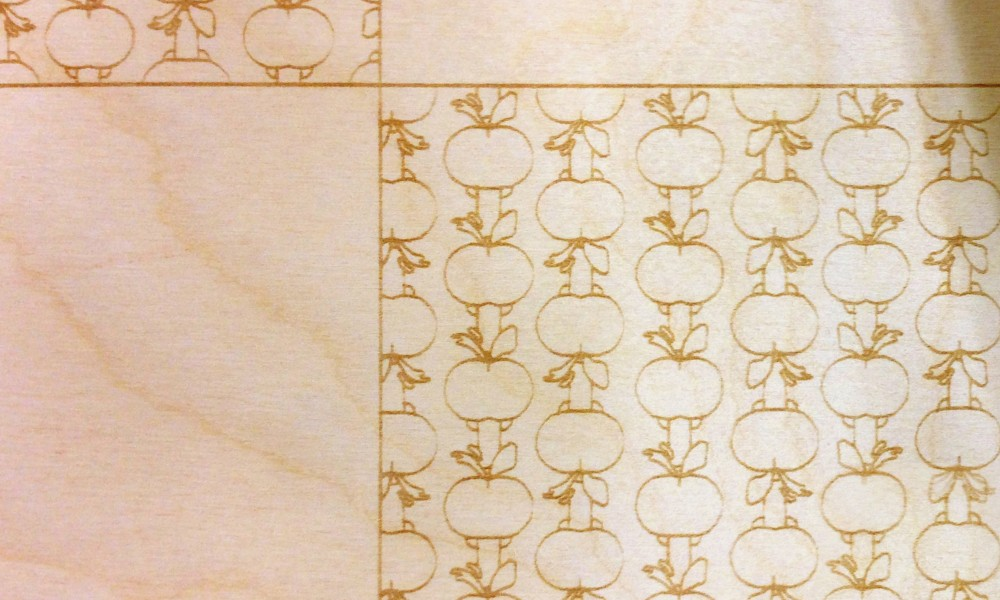 Kitchen table pattern