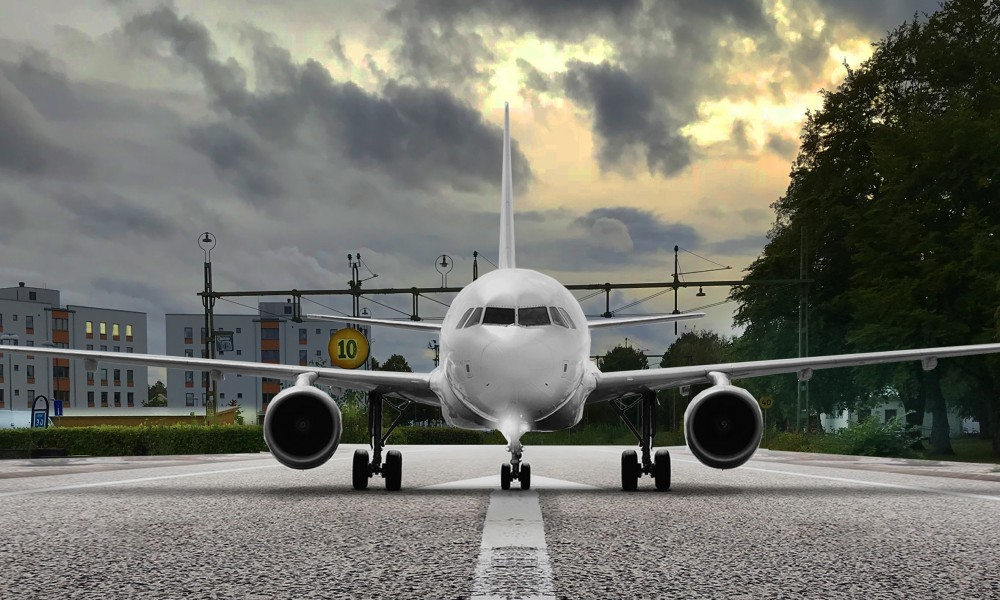 Tibro airport