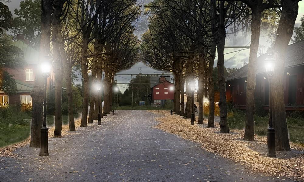 Tibro avenue
