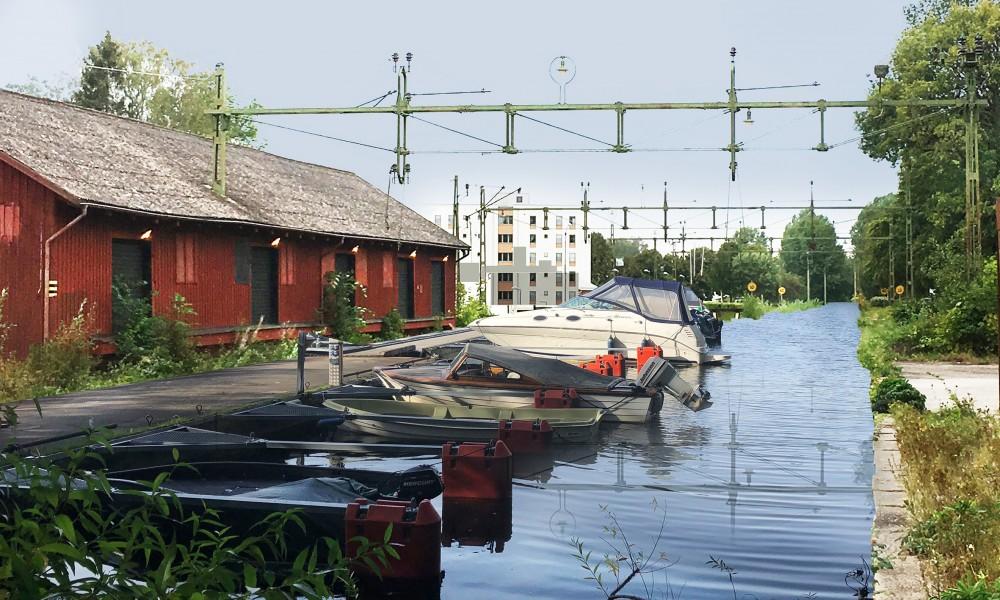 Tibro Göta kanal