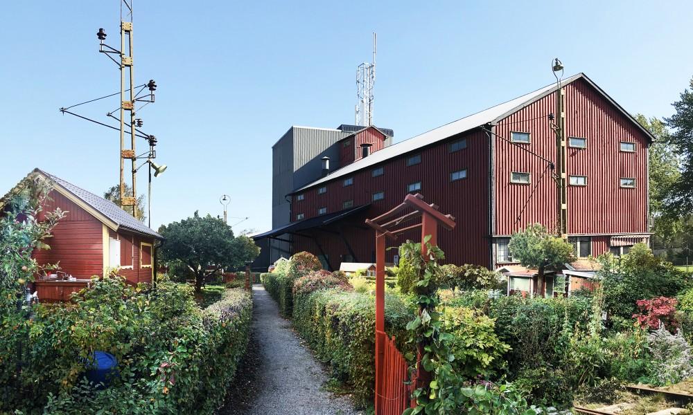 Tibro allotment gardens