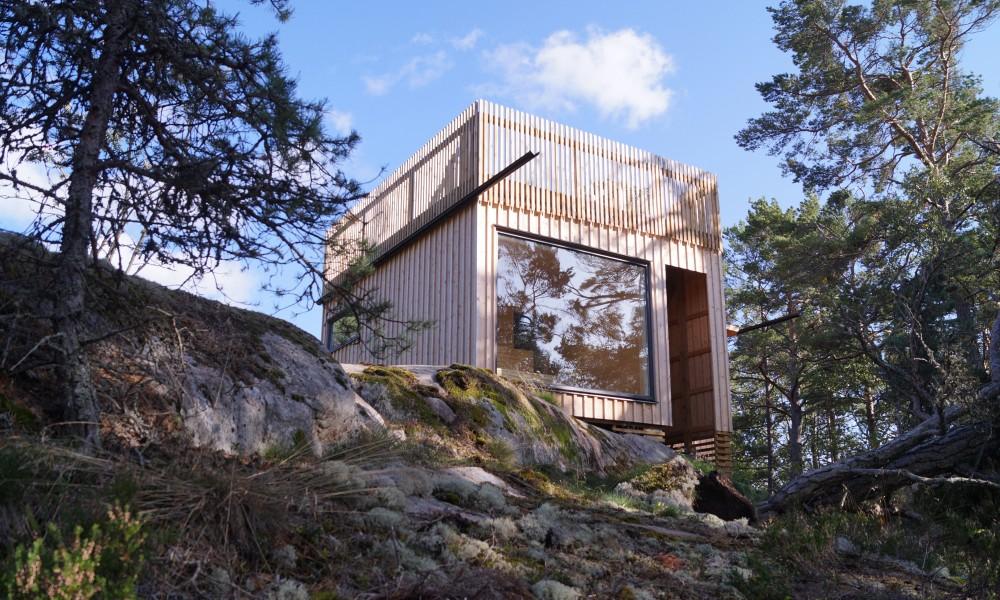 The sauna house