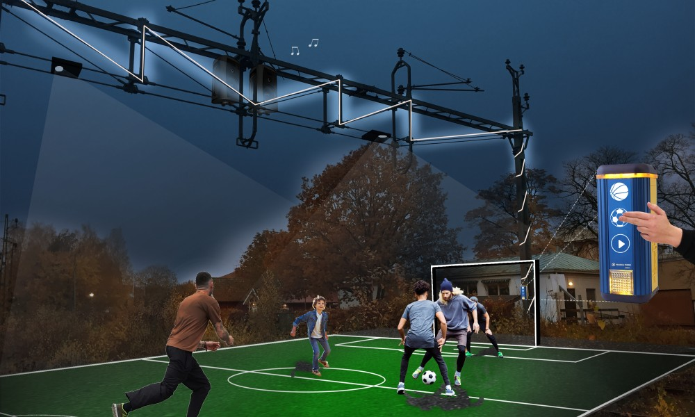 Proposal 7 Prisma Sports Crossings